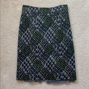 Trina Turk pencil skirt - fits like 0